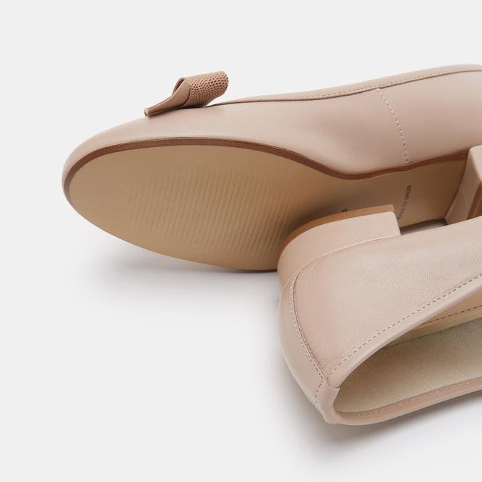 Chaussures Femme bata, Beige, 524-8421 - 19