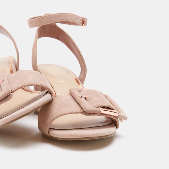 Chaussures Femme bata, Rose, 663-5224 - 19