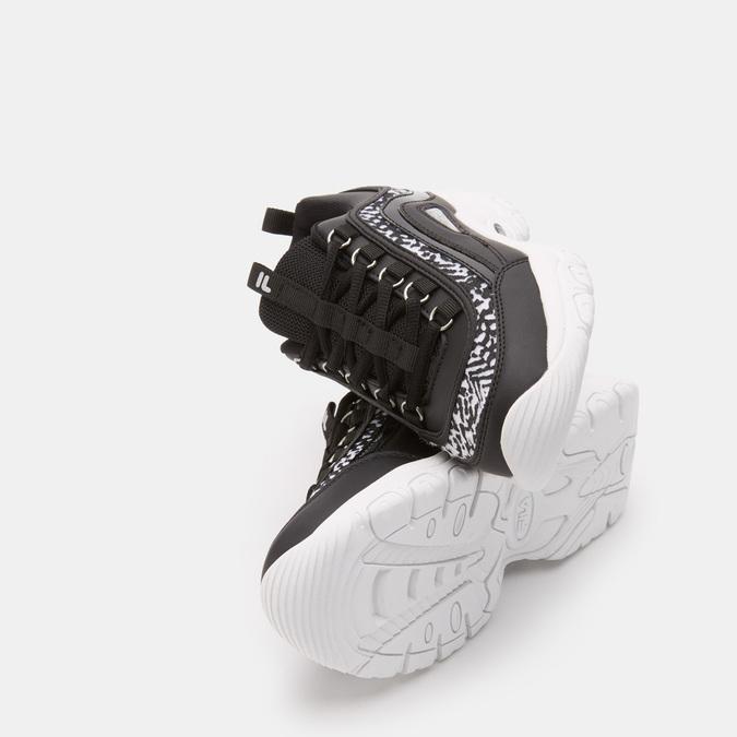 Chaussures Femme fila, Noir, 501-6373 - 17