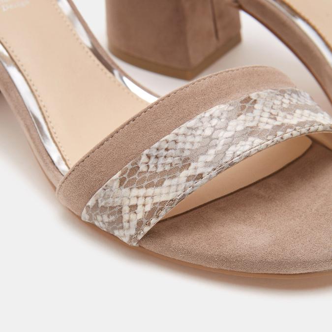 Chaussures Femme bata, Beige, 669-3221 - 26