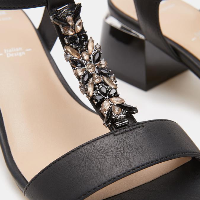 Chaussures Femme bata, Noir, 661-6385 - 26