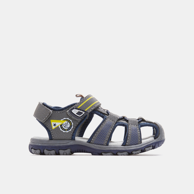 Chaussures Enfant mini-b, Gris, 261-2156 - 13