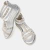 Chaussures Enfant mini-b, Argent, 361-2362 - 17