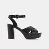 Chaussures Femme bata, Noir, 761-6470 - 13