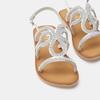 Chaussures Enfant mini-b, Argent, 364-2351 - 19