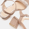 Chaussures Femme bata, Beige, 669-3221 - 16