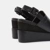 Chaussures Femme bata, Noir, 761-6473 - 26