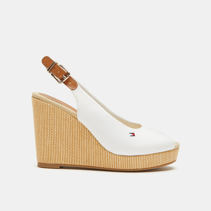 Chaussures Femme tommy-hilfiger, Blanc, 769-1365 - 13
