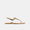 Chaussures Femme bata, Or, 564-8711 - 13