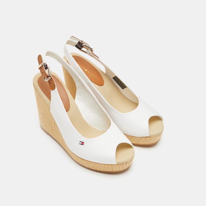 Chaussures Femme tommy-hilfiger, Blanc, 769-1365 - 19