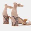 Chaussures Femme bata, Rose, 763-3750 - 15