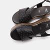 Chaussures Femme bata, Noir, 761-6761 - 19