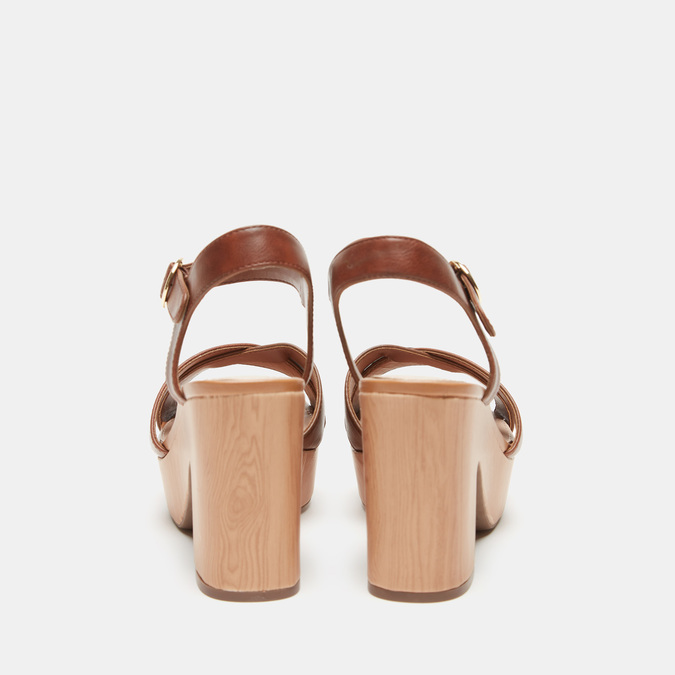 Chaussures Femme bata-rl, Brun, 761-3496 - 19