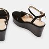 Chaussures Femme bata, Noir, 763-6749 - 17