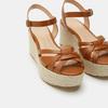 Chaussures Femme bata, Brun, 761-3782 - 15