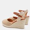 Chaussures Femme bata, Beige, 769-8769 - 17
