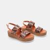 Chaussures Femme bata, Beige, 761-8765 - 16