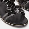 Chaussures Femme bata, Noir, 566-6704 - 26