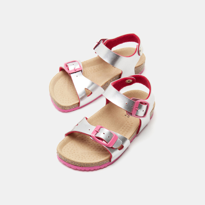 Chaussures Enfant mini-b, Blanc, 261-1253 - 19