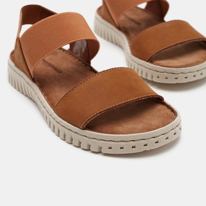 Chaussures Femme weinbrenner, Brun, 566-3721 - 16