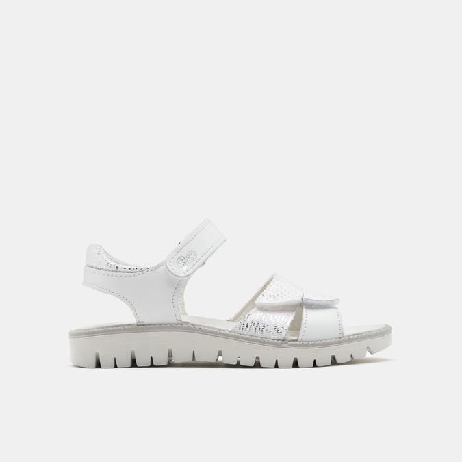 Chaussures Enfant primigi, Blanc, 364-1200 - 13