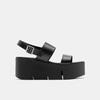 Chaussures Femme bata, Noir, 764-6752 - 13