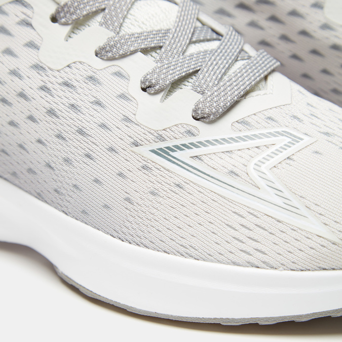 Chaussures Femme power, Gris, 509-2261 - 15