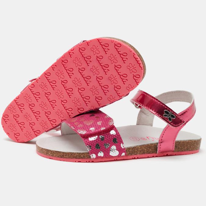 Chaussures Enfant lulu, Rose, 369-5256 - 17