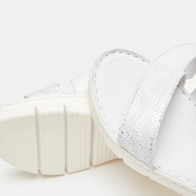 Chaussures Femme bata, Blanc, 574-1680 - 15