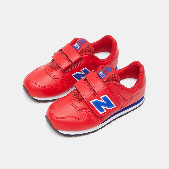 Chaussures Enfant new-balance, Rouge, 301-5366 - 16
