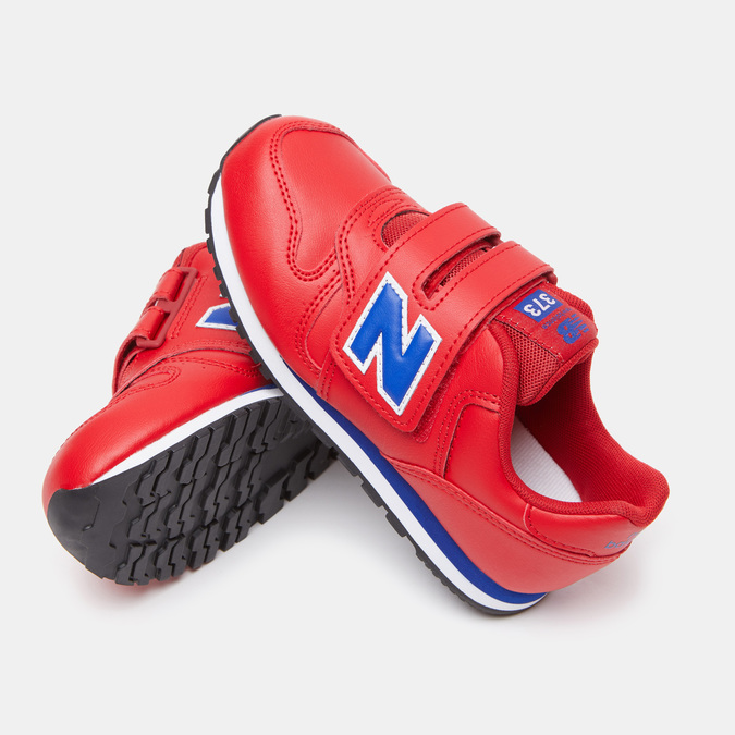 Chaussures Enfant new-balance, Rouge, 301-5366 - 17