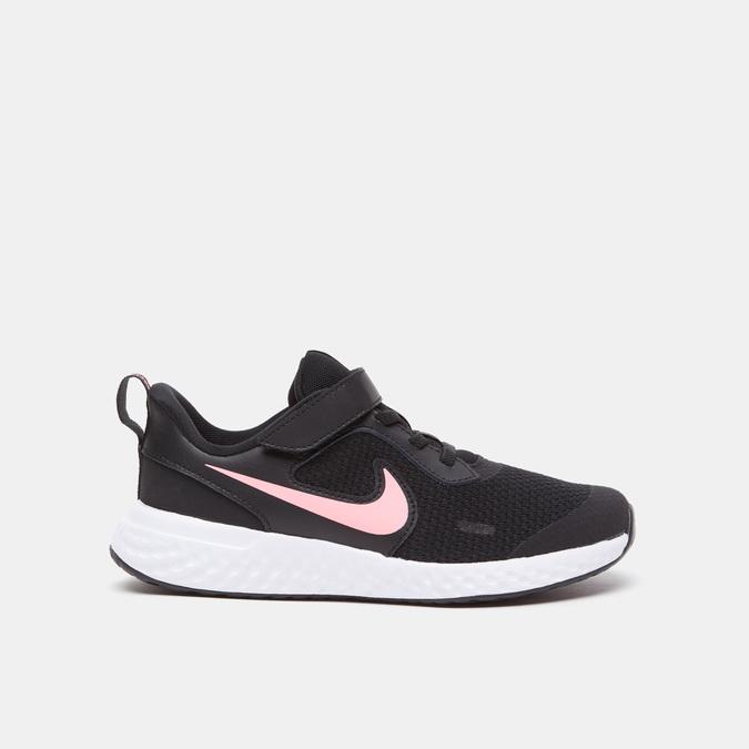 Chaussures Enfant nike, Noir, 309-6353 - 13