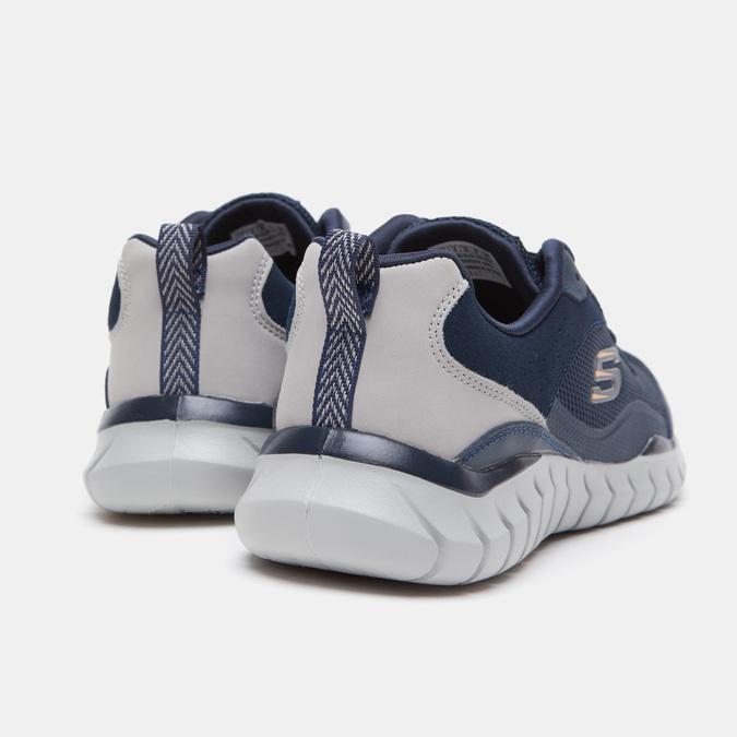 Chaussures Homme skechers, Bleu, 801-9132 - 19