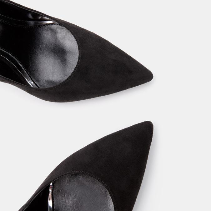 Escarpins à talon aiguille bata, Noir, 729-6100 - 15