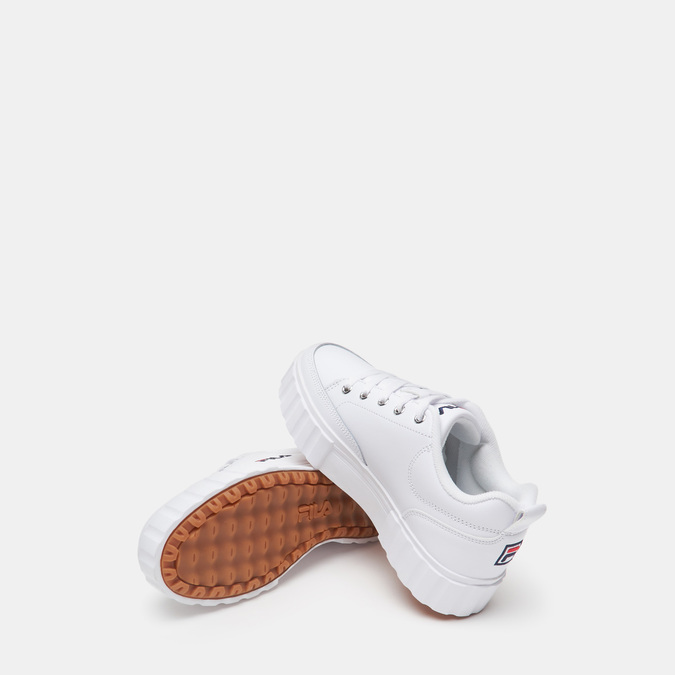 Baskets fila, Blanc, 504-1550 - 16