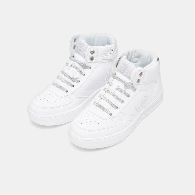 Baskets lulu, Blanc, 321-1473 - 19