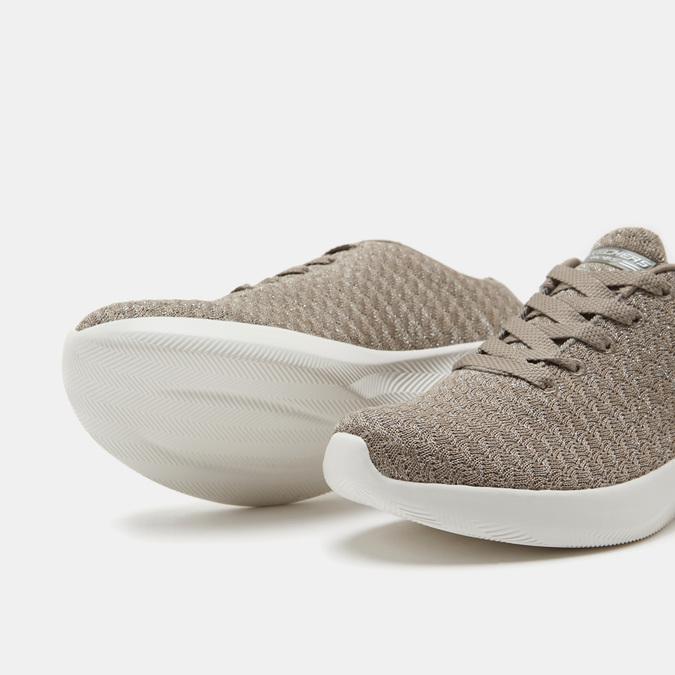 Baskets femme skechers, Beige, 509-3130 - 15