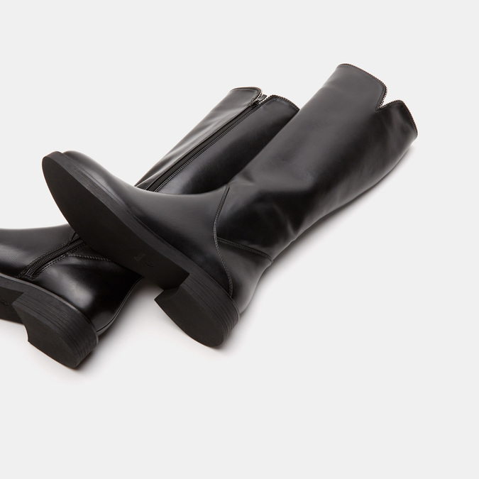 Bottes bata, Noir, 591-6861 - 19
