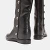 Bottes avec des maxi clous bata, Noir, 591-6108 - 15