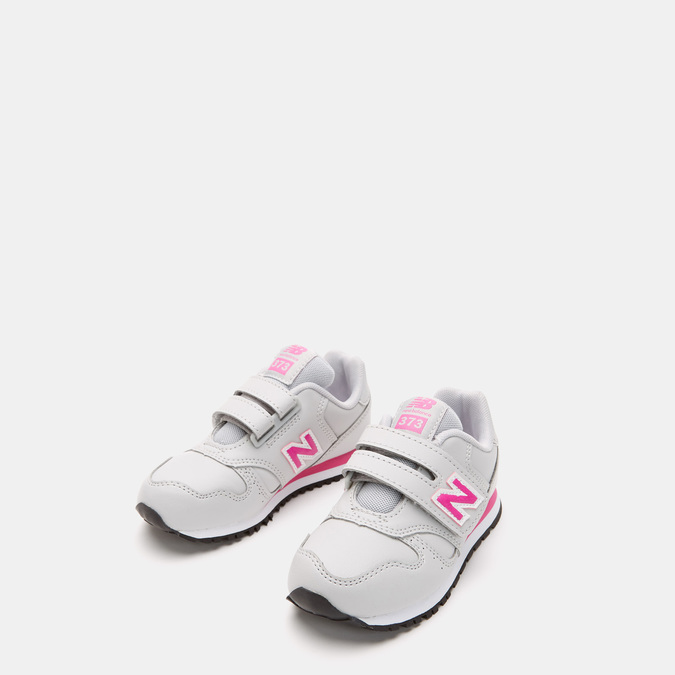 BASKETS ENFANT new-balance, Gris, 301-2366 - 16