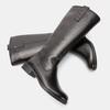 Bottes en cuir bata, Noir, 594-6373 - 15