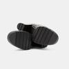 Bottines en cuir bata, Noir, 694-6494 - 19