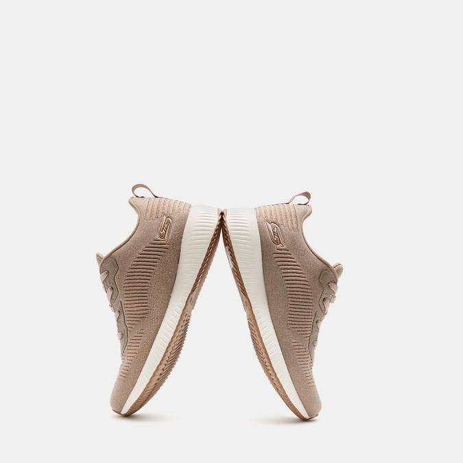 Chaussures Femme skechers, Beige, 509-3122 - 19
