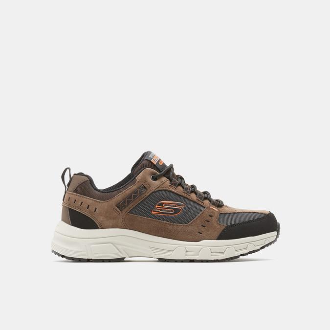 Chaussures homme skechers, Brun, 801-4114 - 13