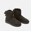 BOTTINES EN CUIR ugg, Noir, 593-6390 - 16