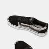 Baskets enfant vans, Noir, 403-6491 - 15