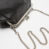 Pochette en cuir bata, Noir, 964-6306 - 15
