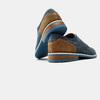 Chaussures à lacets homme bata, Bleu, 823-9115 - 15