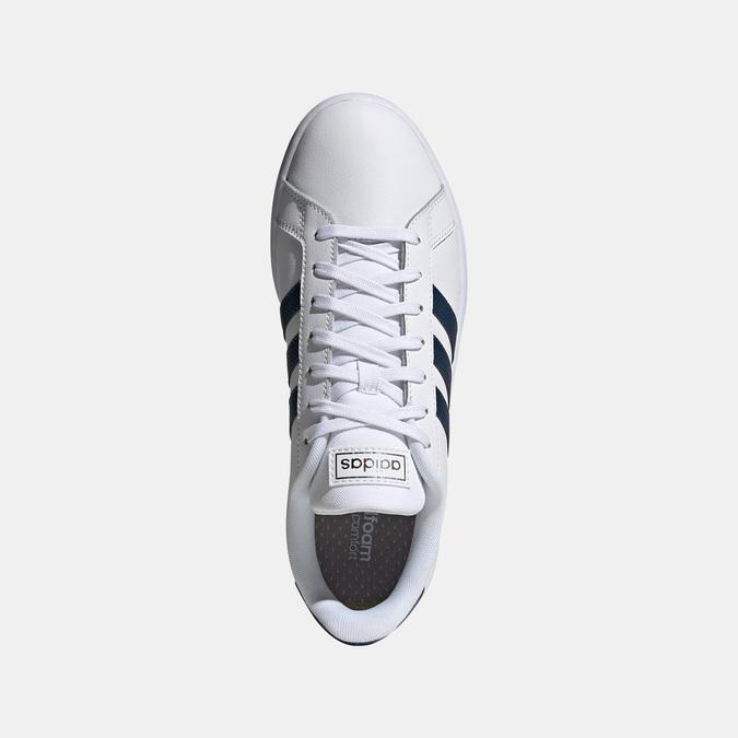 Tennis homme adidas, Blanc, 801-1663 - 17