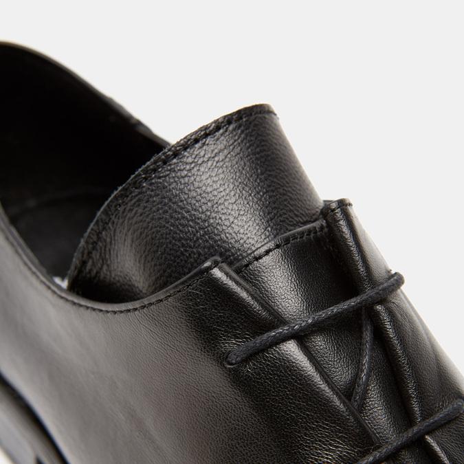 Chaussures à lacets femme bata, Noir, 524-6540 - 26